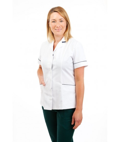 Broad Trimmed Round Collar Uniform T16 T16