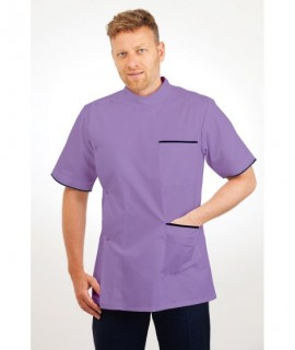 T20 Nurses Uniforms Top Males Lilac T20-NLI