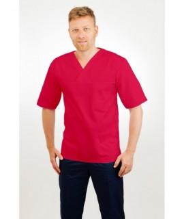 T21 Nursing Uniforms Top V Neck Male Rosita T21-ROS