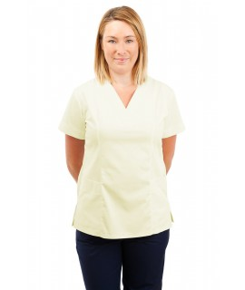 T05 Nursing Uniforms Fitted Scrub V Neck Magnolia T05-MAG