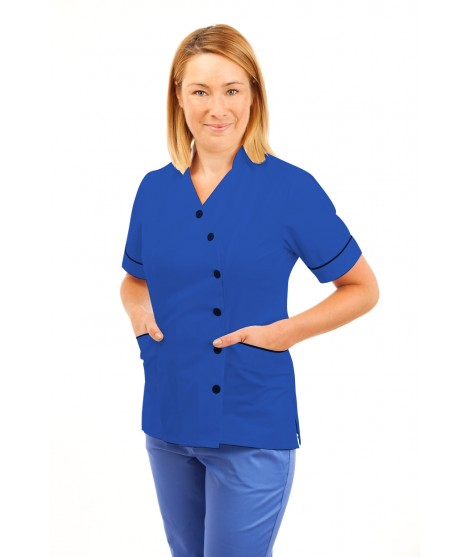 T02 Multicolour - Nurses Uniform V Neck