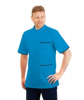 T20 Nurses Uniforms Top Males Kingfisher T20-KI