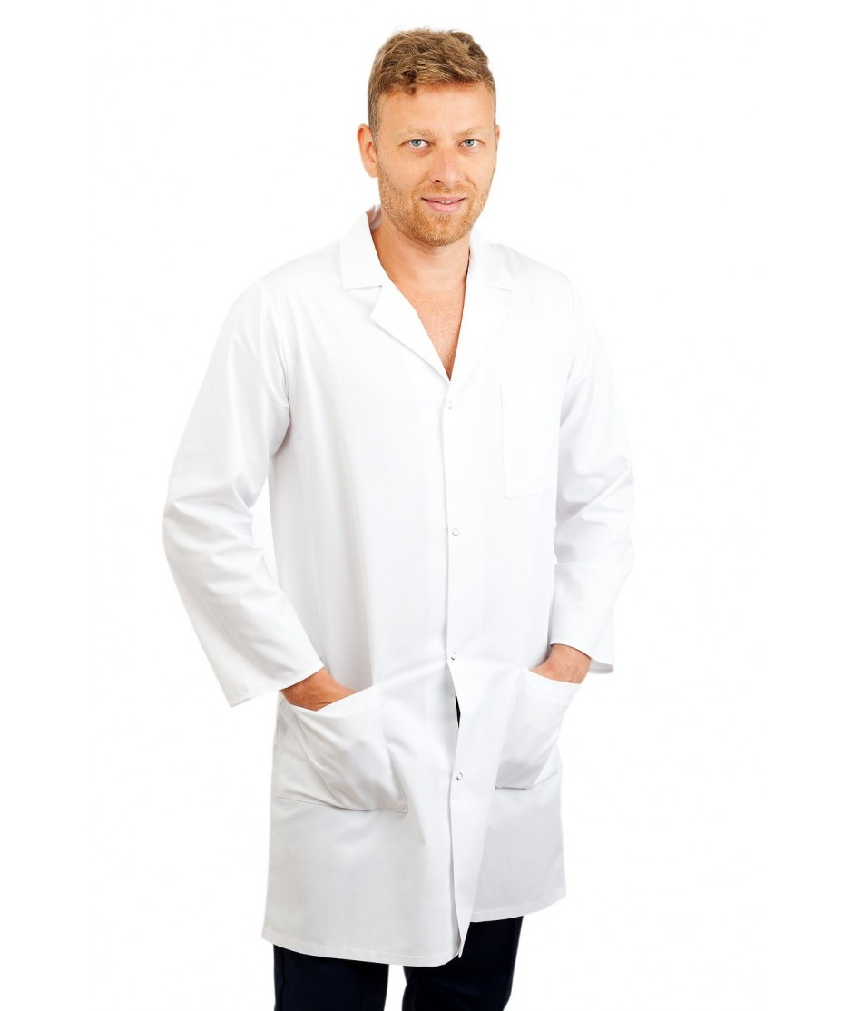 GC01 : Gents Standard Lab Coat GC01