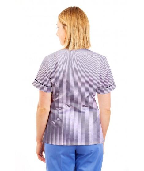 TR01 : Ladies Pants Zip