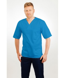 SONAS T21 Male Fitted Tunic - Kingfisher SONAS-T21- Kingfisher