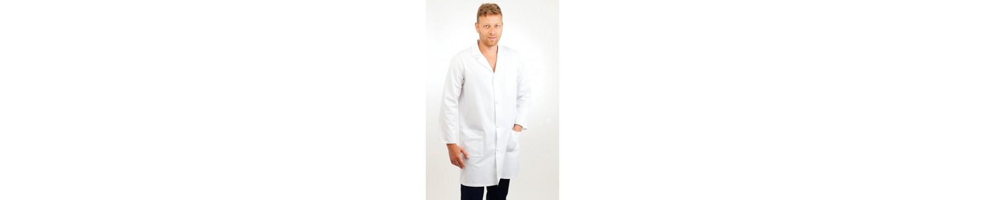 Men's Lab Coats Ireland